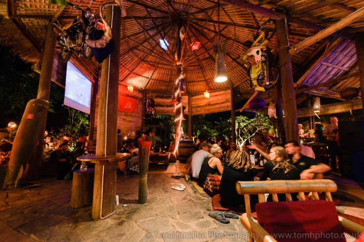 Utopia Bar, Luang Prabang.