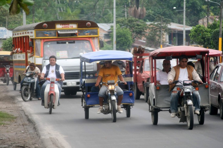 traffic-on-abelardo-quinonez-avenue-in-iquitos-in-peru